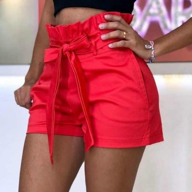 pantalones cortos de verano holgados