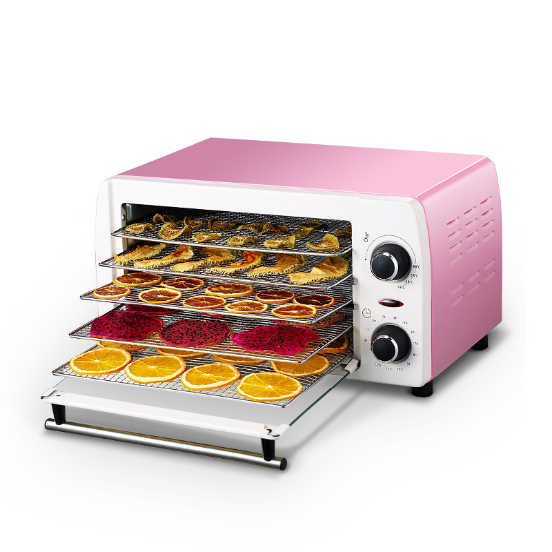 220V Intelligent Food Dehydrator Fruit Vegetable Herb Meat Drying Machine Snacks Food Dryer Fruit dehydrator with 5 trays EU/AU/ 5 trays 245w food fruit dehydrator drying fruit machine home food dryer dehydrator with timing function and temperature control