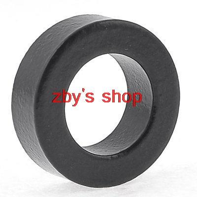Transformer Choking Coil Spare Part Toroid Ferrite Core AT106-26 Black toroidal transformer 32mm inner diameter ferrite core as200 125a black