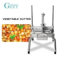 GZZT Manual Vegetable Slicer Cutter Machine Aluminum Alloy Stainless Steel Fruit Lemon Pineapple Chopper Vegetable Slicer