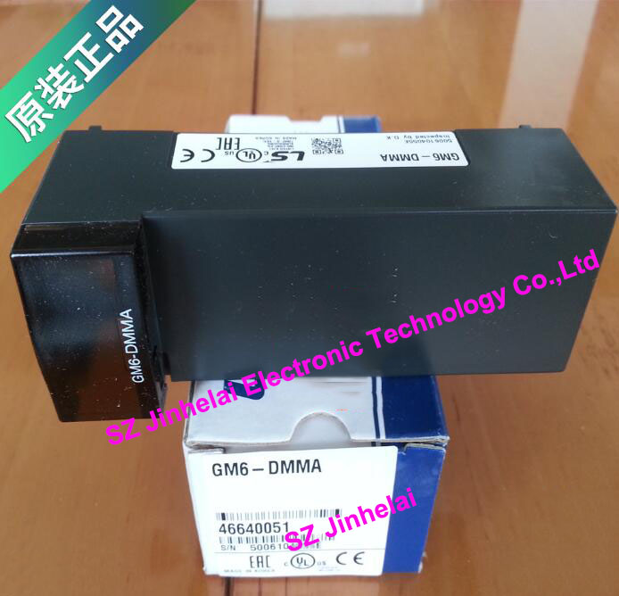 100% New and original  GM6-DMMA  LS(LG)  PLC Dummy Module for Empty I/O Slots, Space module уилф стаут биология в 3 томах