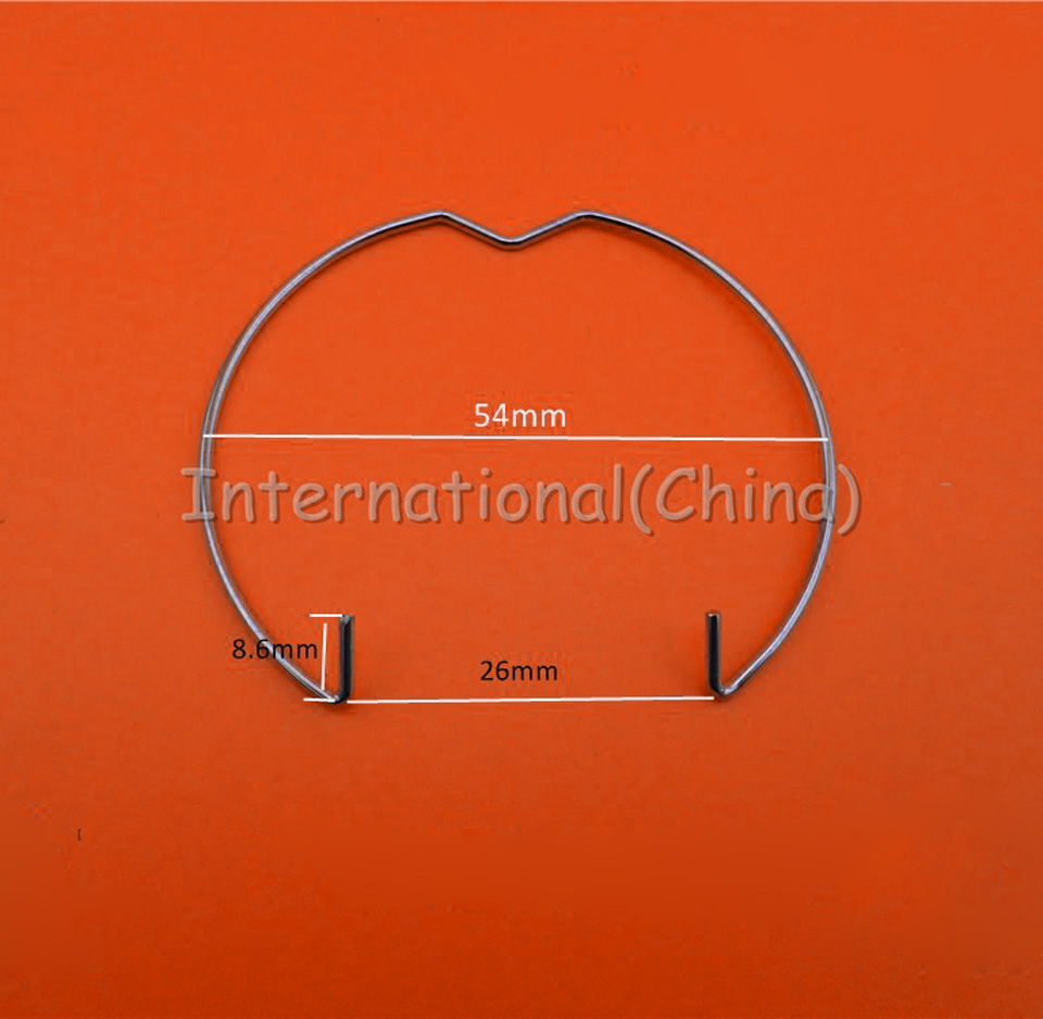 Hardware M35 M65 304 Stainless Steel 304ss Spring Washer Din471 C Type Snap Retaining Ring For 35mm 65mm Outside External Shaft Circlip Less Expensive Home Improvement