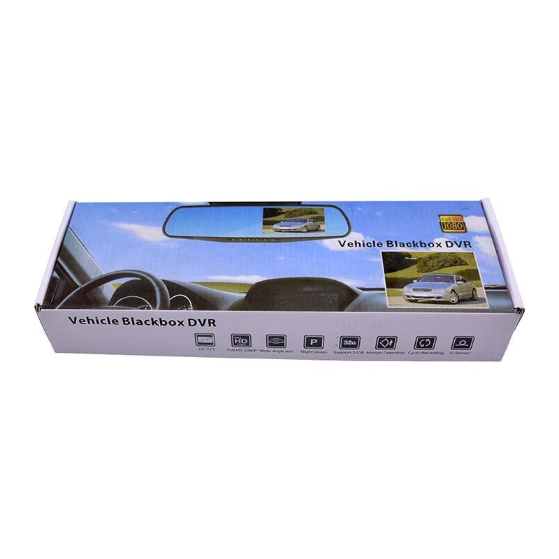 Image 5 - 2.8 inch HD 1080P Car DVR Mirror 120 Degree Auto Driving Video Recorder 12.0MP Car Dash Camera Car DVR Camera-in DVR/Dash Camera from Automobiles & Motorcycles