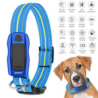 D55 Waterproof GPS GSM Pet Tracker System Smart Finder Voice Call FREE APP For Mobile Dog Cat Pets Tracker Anti Lost Collar