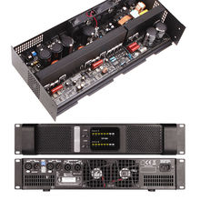 2 Channel Professional Power Amplifier Mosfet Amplifier 2*4150 Watts Stereo Class D Line Array Tulun play TIP1500