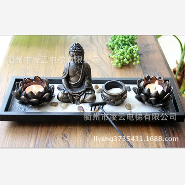 The second round of Specials! Original 42 yuan Zen Buddhist sandbox Candlestick aromatherapy incense wholesale