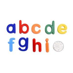 89 шт./компл. магнитное обучение цифрам буквы алфавита дети Дошкольное обучение орфографические счеты образовательные игрушки