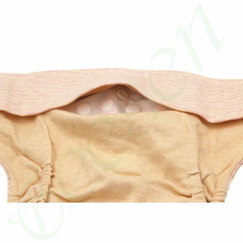 100% katoenen waterdichte doekluier met katoenen Binnen One Size Baby - Luiers en zindelijkheidstraining - Foto 5