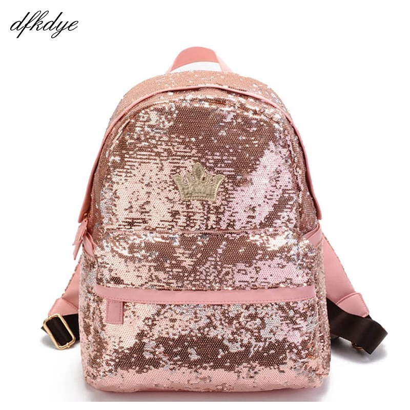 Female Fashion Backpack Bagpack Women Backpacks Bag For Teenagers Girls Fashion Female School Campus Students Back Pack Bag