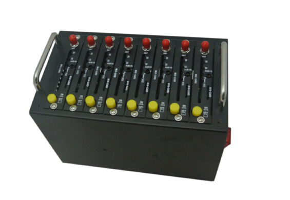 WCDMA 3g HSPA+ 8 port sim5360 modem pool with imei change for bulk sms