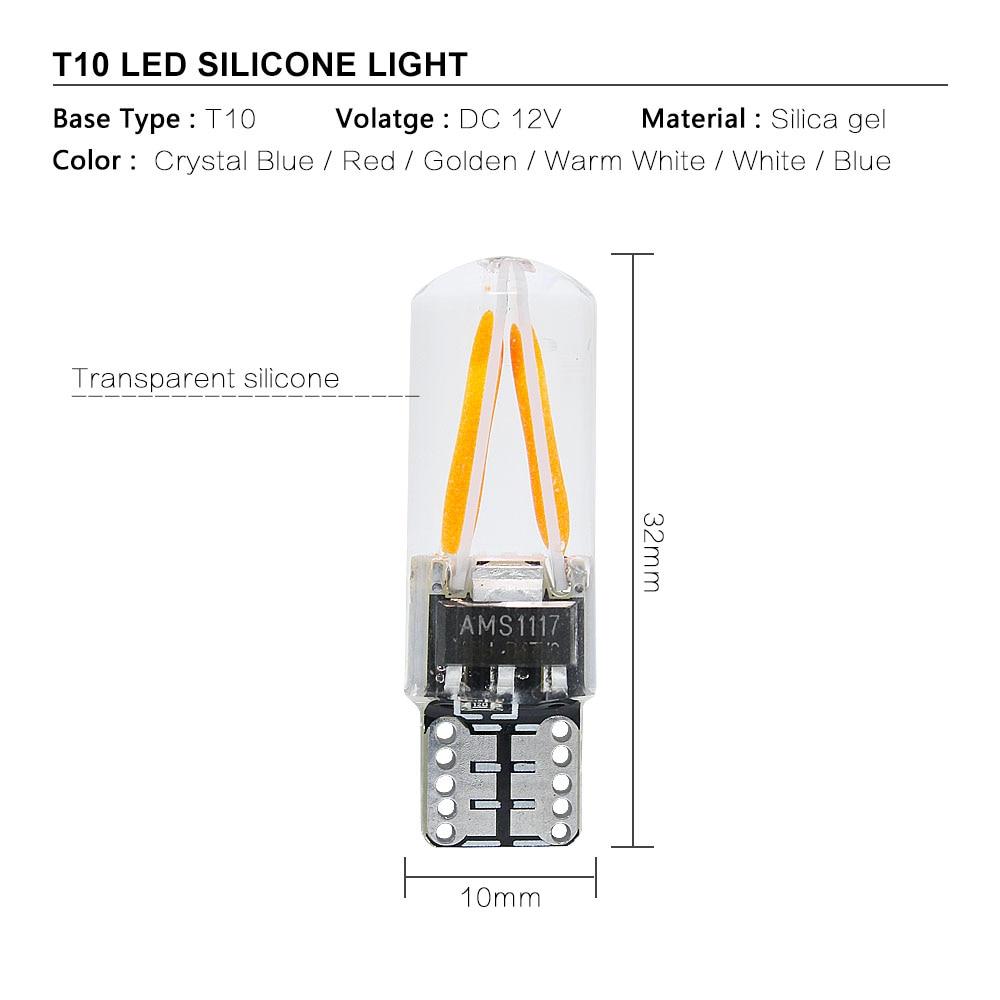 HTB10rhBMjTpK1RjSZKPq6y3UpXaB 1pcs 1156 P21W BA15S 1157 BAY15D COB LED Filament Chip Car Brake Lights Auto Reverse Bulb Parking Lamp 12V Red White Yellow