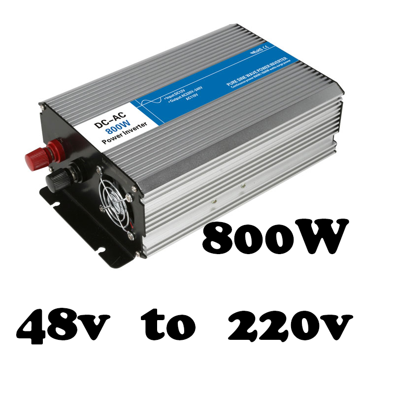 800w off grid power inverter 48v dc 220v ac Pure Sine Wave inverter voltage converter,solar inverter LED Display AG800-48-220800w off grid power inverter 48v dc 220v ac Pure Sine Wave inverter voltage converter,solar inverter LED Display AG800-48-220