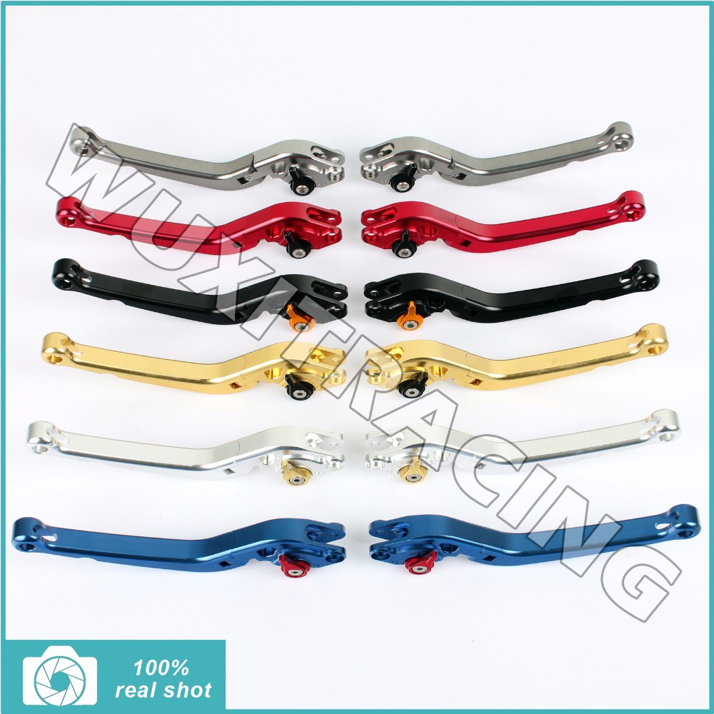 Motorcycle New CNC Billet Long Folding Brake Clutch Levers for BIMOTA DB5 DB6 2006 2007 2008 2009 2010 2011 06-11 motorcycle new cnc billet short folding brake clutch levers for bimota db 5 s r 1100 2006 11 07 09 10 db 7 1100 db 8 1200 08 11