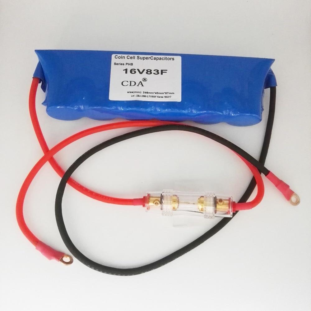 1 фарад конденсатор