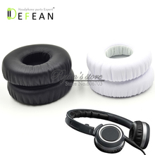 Defean headphone parts hot sale 52mm black white Upgrade cushion ear pads for akg K412P K414P K416P K24P K26p K27i k450 k420 430