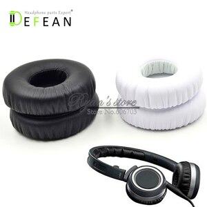 Image 1 - Defean kulaklık parçaları sıcak satış 52mm siyah beyaz yükseltme yastık kulak pedleri akg K412P K414P K416P K24P K26p k27i k450 k420 430