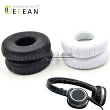 Defean partes de auriculares gran oferta 52mm negro blanco mejora almohadillas para los oídos cojín para akg K412P K414P K416P K24P K26p K27i k450 k420 430