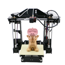 High Precision RePrap Prusa i3 Desktop DIY 3D Printer Kit Anet A8 A6 Impresora Cheap 3D Printers Large Size Z1 Laser 3D Printer