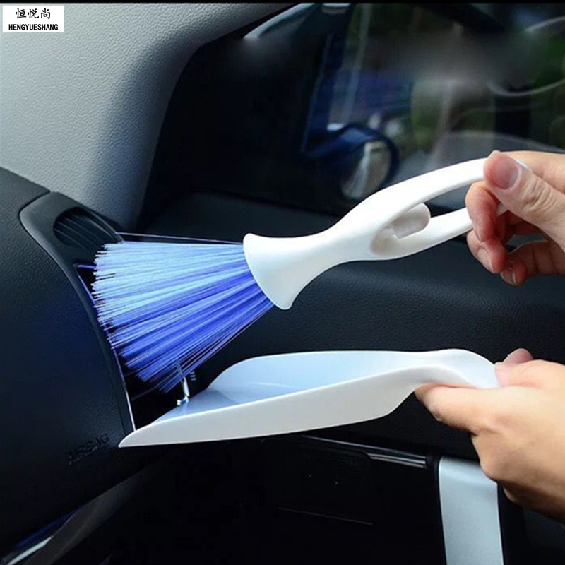Car Styling Universal Cleaning Brush For Land Rover LR2