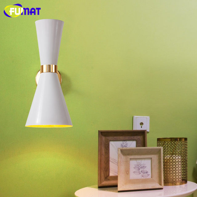 Online Shop FUMAT Wall Lamps Nordic Modern LED Wall Luminaria ...