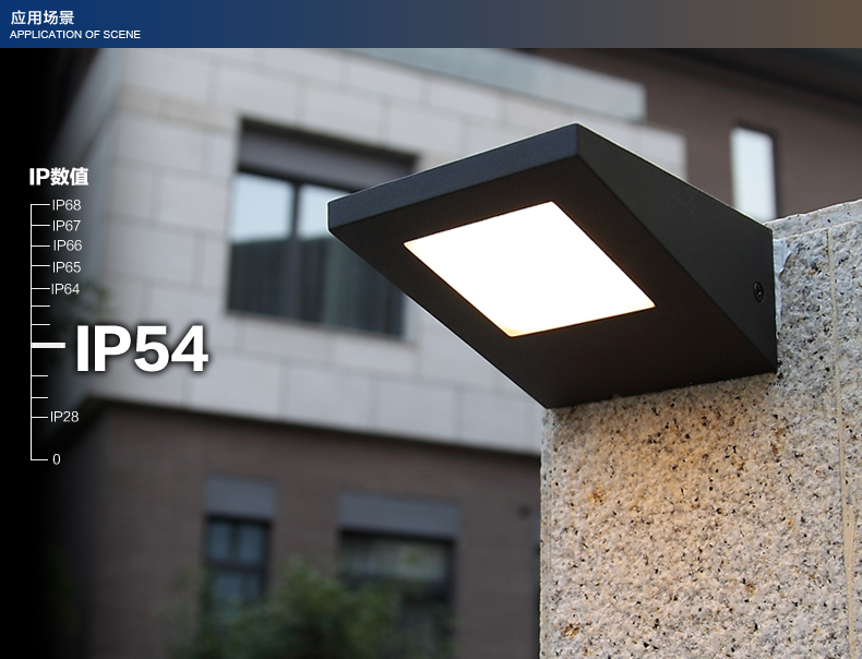 Garden lamp 220v led outdoor modern lights up down outdoor wall 220v waterproof wall lamp led garden lamp exclusive high end exterior wall lamp landscape 040401 free shipping mozeypictures Choice Image