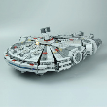 LEPIN 05007 Star Series Wars 1381pcs Millennium Falcon