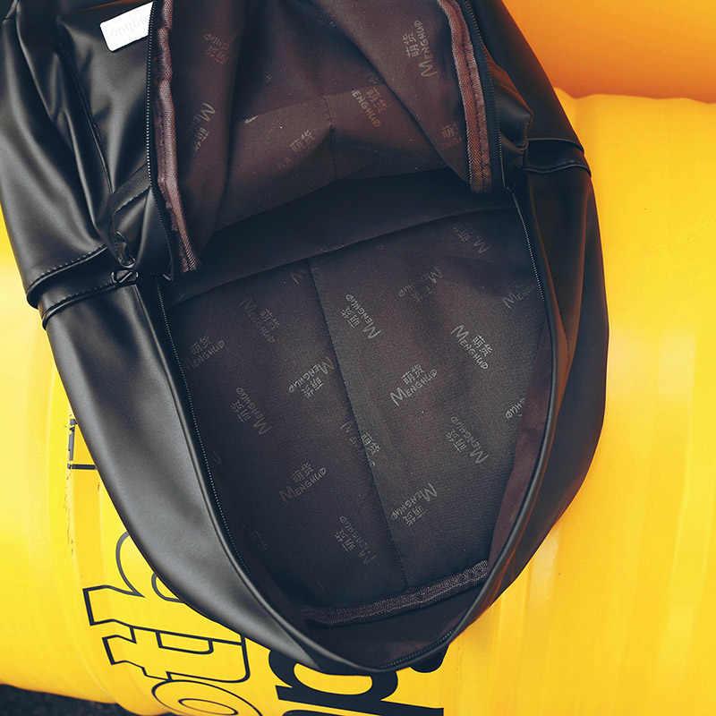 Рюкзак женский из искусственной кожи Роза, вышивка Цветочная студент-Подростковый школьная сумка для путешествий для девочек черный женский рюкзак