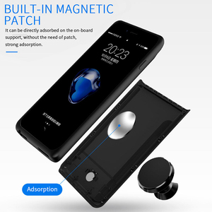 Image 5 - Batterij Case Voor Iphone X Xs Zachte Dunne Powerbank Case Voor Iphone 6 7 8 6S Plus Power Bank batterij Oplader Case Cover Voor Iphone