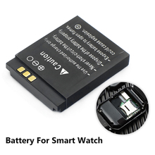 1PC Battery For Smart Watch dz09 SmartWatch Battery Replacement Battery For Smart Watch dz09