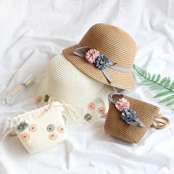 Kid's Breathable Summer Cap & Bag 2