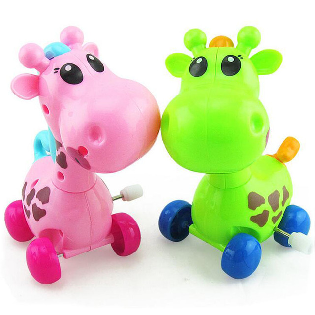 1pc Small Animal Cute Cartoon Creative Educational Toys For Kids Birthday Gifts Giraffe Chain Puzzle for  sc 1 th 225 & 1pc Small Animal Cute Cartoon Creative Educational Toys For Kids ...