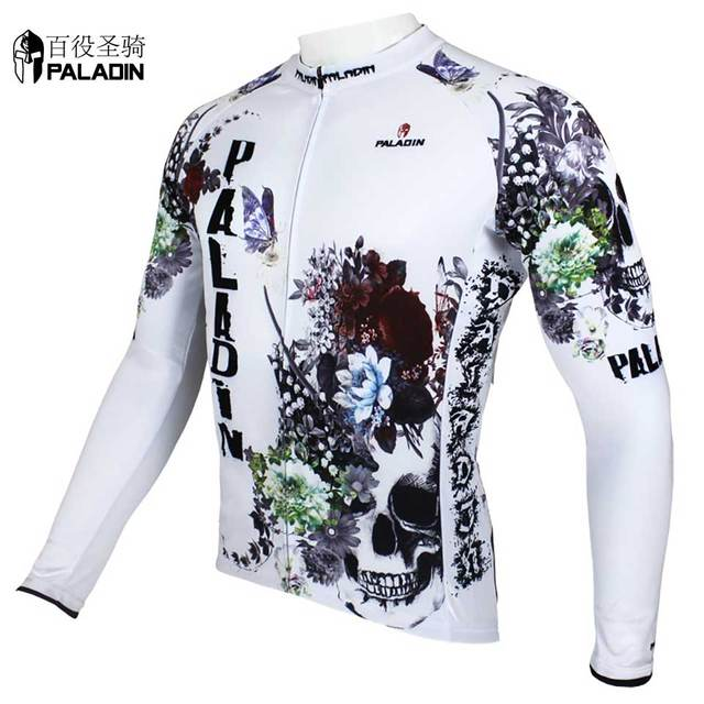 Men s long sleeved cycling tops Biki clothes Men cycling jersey sale  Sportswear High quality PALADINsports Reborn design cce3c16b9