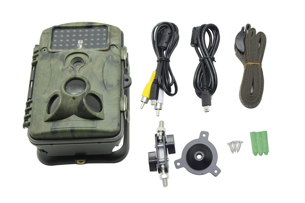 ФОТО 10Pcs/Lot, DHL Free 12MP Digital 940nm IR LED Wildlife Hunting Camera Infrared Scouting Trail Camera Night Vision 1080P Full HD
