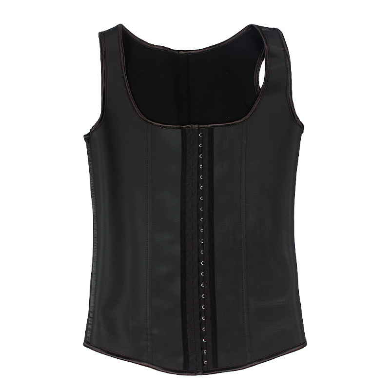 2fd6f8e0bb8 SESERIA Plus size waist corset men sexy Vest sweat work out waist trainer  waist cinchers sauna suit hot shaper body on Aliexpress.com