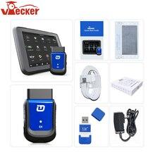 VPECKER E4 Bluetooth OBD 2 automoción con Escáner de Windows Tablet coche herramienta de diagnóstico para Android sistema completa herramienta de diagnóstico
