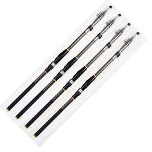 Sea Pole Carbon Material Fishing Rod 3.6m 4.5 5.4 6.3m Telescopic Pole Fishing Rod Holder Carbon Hard Fiber Spinning Rods 50