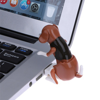 Portable Mini Cute USB 2.0 Funny Humping Spot Dog Rascal Dog Toy Relieve Pressure for Office Worker Best gift For Festival 3