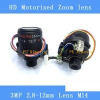 PU'Aimetis Gemotoriseerde Zoom 3MP HD 1/2. 7