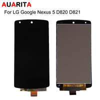 1pcs High Quality For LG Google Nexus 5 D820 D821 LCD Display Touch Screen Digitizer Assembly