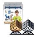Yuxin plástico espelho cubo mágico quebra-cabeça com adesivos Hot venda Childern educação de quebra-cabeça de brinquedo cubo mágico
