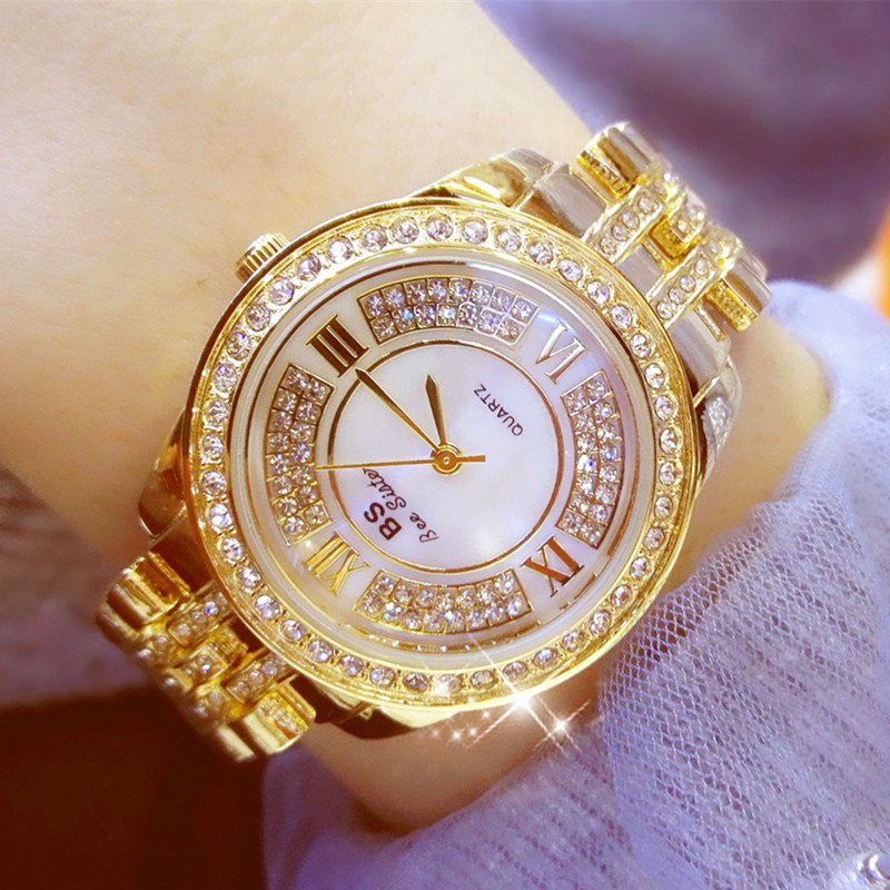 Women 39 s Watch Fashion Chain Watch Classic Straight Fall New 2019 Hot Fashion amp Casual Chronograph Hardlex in Women 39 s Watches from Watches