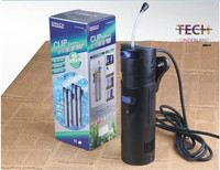 Multifunctional Ultraviolet germicidal lamp and internal filter pump for aquarium SUNSUN GRECH UV lamp CUP 803/805/807/809