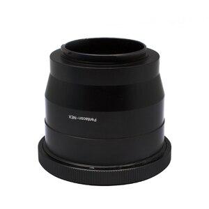 Image 3 - Tripod mesnet adaptörü Yüzük Suit Için Pentacon 6 Vida L. ens Lens Sony NEX Kamera NEX 3 NEX 5 NEX 3C NEX 5N NEX VG10