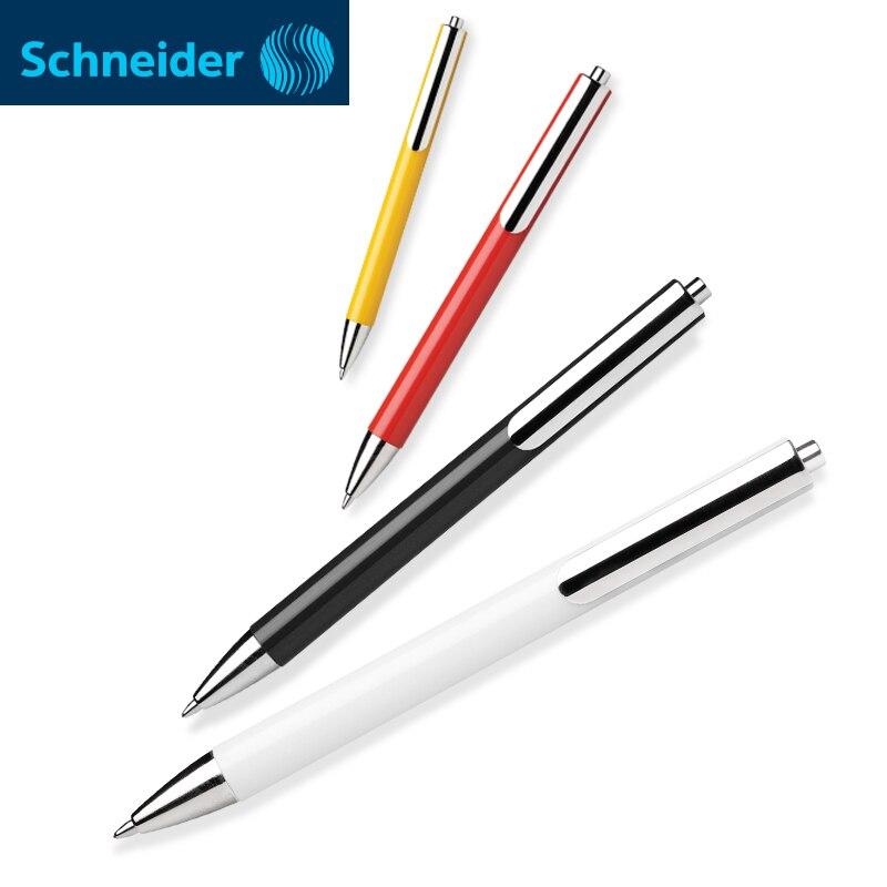 1 pces schneider evo caneta neutra estudante 04