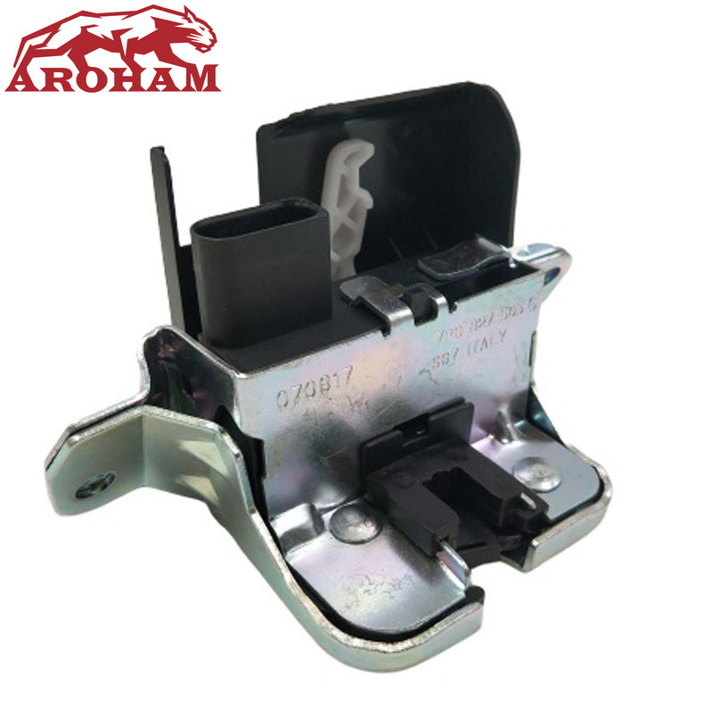 7P0827505G NEW High Quality Rear Trunk Door Lock switch For VW Touareg Sharan for Seat Alhambra