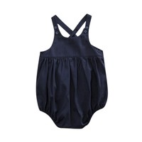 2017 Romper Summer Infant Girl Strapy Overalls Newborn Clothes High Quality