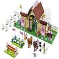 Desarrollar juguetes intelectuales Amigos Heartlake Estable de Bloques de Construcción de juguetes de Aprendizaje Juguetes Ensamblar juguetes Compatible con Lepin 3189