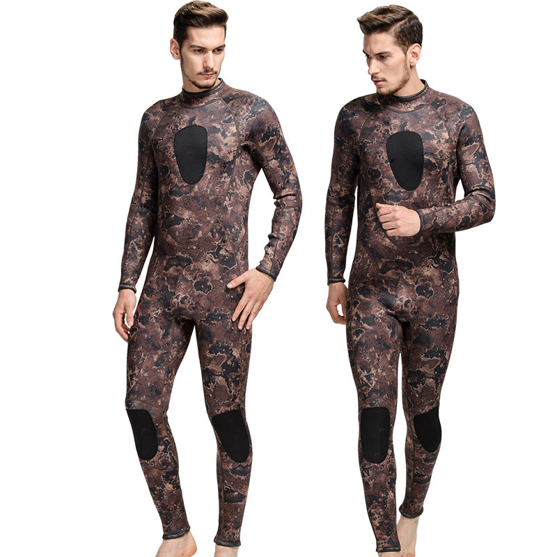 2017 Spearfishing Wetsuit 3MM Neoprene Surfing Suit Wetsuit Camo Swimming Fishing Wetsuit Camouflage Diving Wet Suit O1018 10pcs gold european style drawer cabinet knobs and pull handles kitchen door wardrobe hardware accessories k329