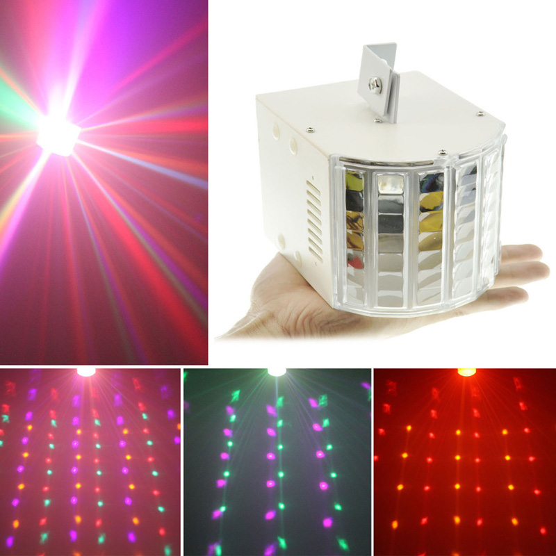 ФОТО New Outdoor LED RGBW DMX Ambient DJ Stage Lighting Dance Party Show Effect Light  AC110-240V 50Hz-60Hz
