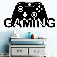 Nordic style Gaming Wall Stickers Personalized Creative For Home Decor Decal